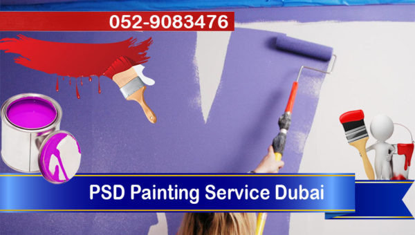 PSD Painting Service Dubai