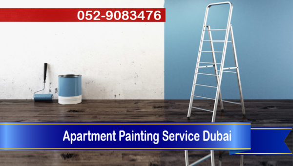 apartment painting services dubai