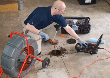 Drainage Block Cleaning Service
