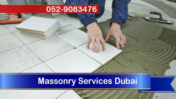 HandyMan Masonry Services Dubai